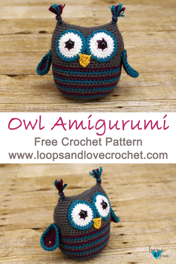 Owl Amigurumi Pattern Cutest Crochet Ideas Video Tutorial | 900x600