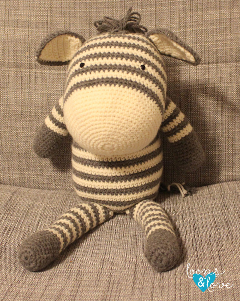 Zebra Amigurumi