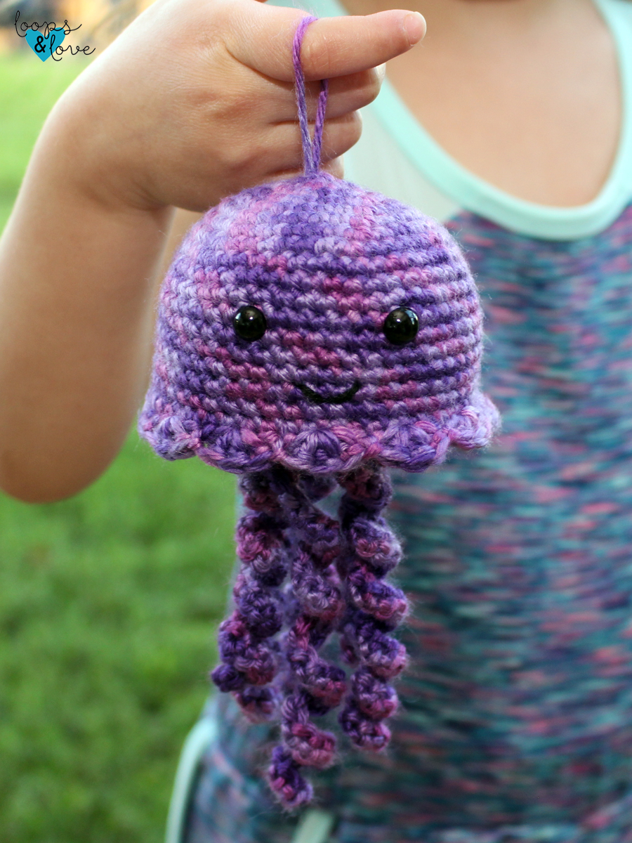 Crochet Jellyfish Pattern Ideas You'll Love | The WHOot | 1200x900