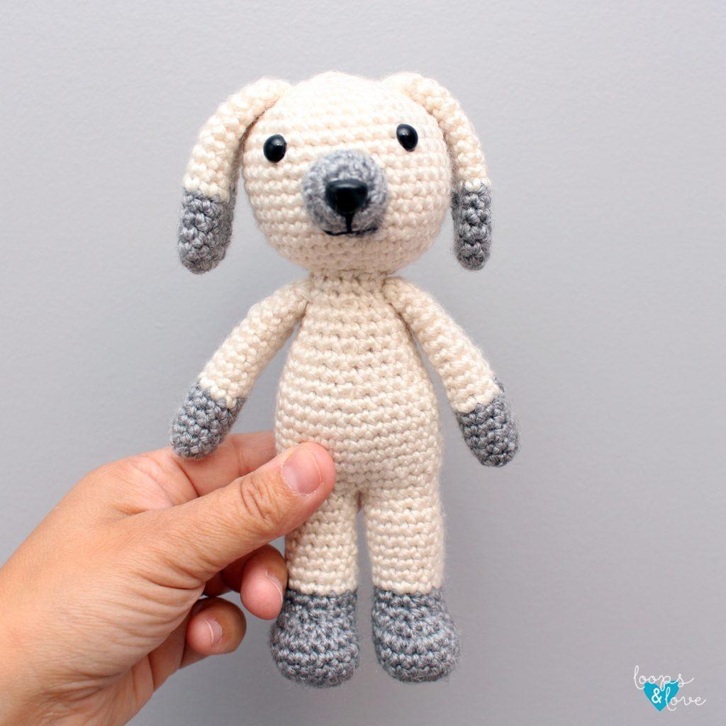 Crochet Cute Amigurumi Dachshund Dog and Puppy Dog – Helenmay ... | 1024x1024