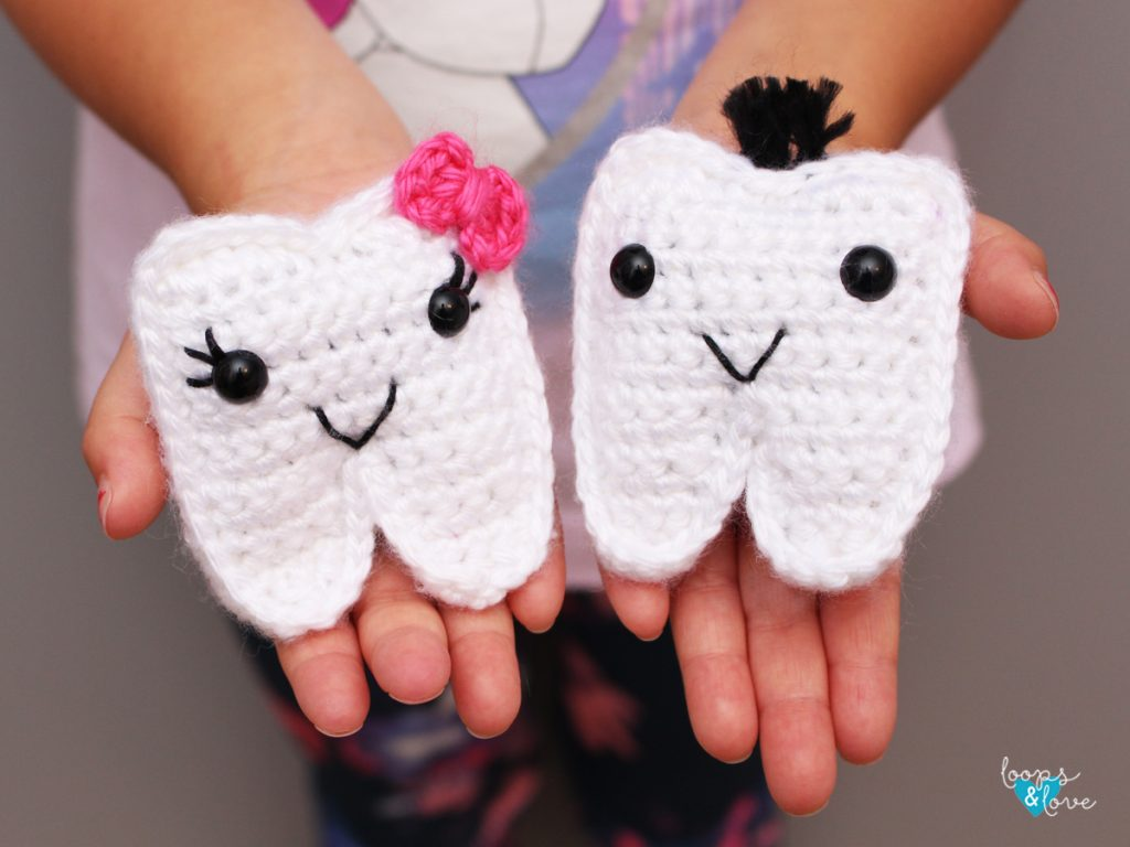 Freebie Friday – 2nd crochet tooth | Crochet stitches guide ... | 768x1024