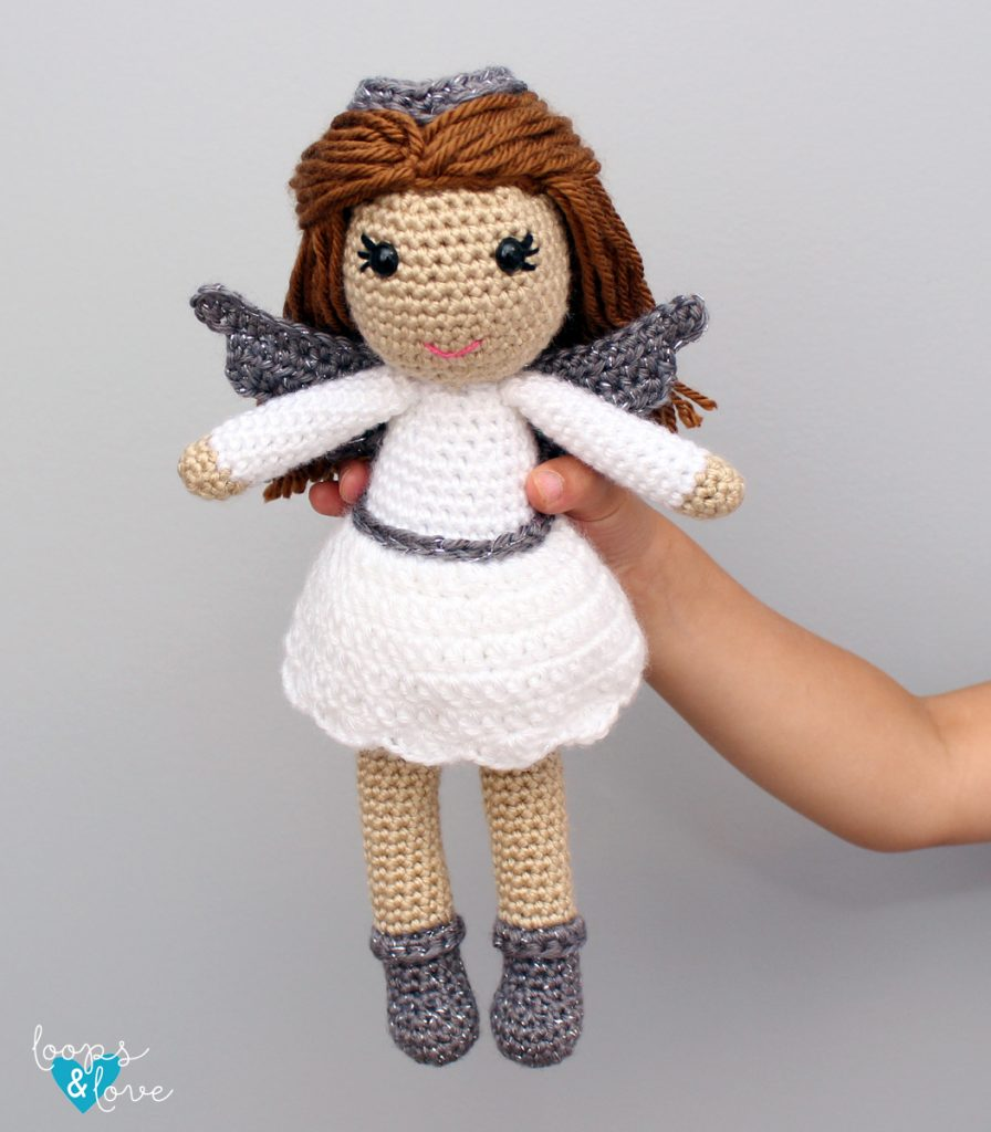 Amigurumi Doll Hair Tips - YARN GEEK MAKES | 1024x896