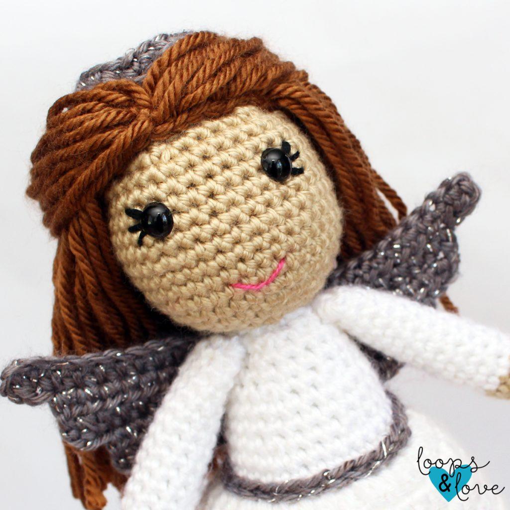 Crochet PATTERN My Lil Angel Wings Decor Baby Amigurumi | Etsy | 1024x1024