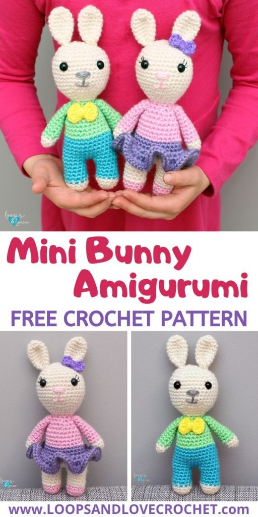 Knitting a Vintage Nurse Bunny • Le Petit Saint Crochet | 1024x512
