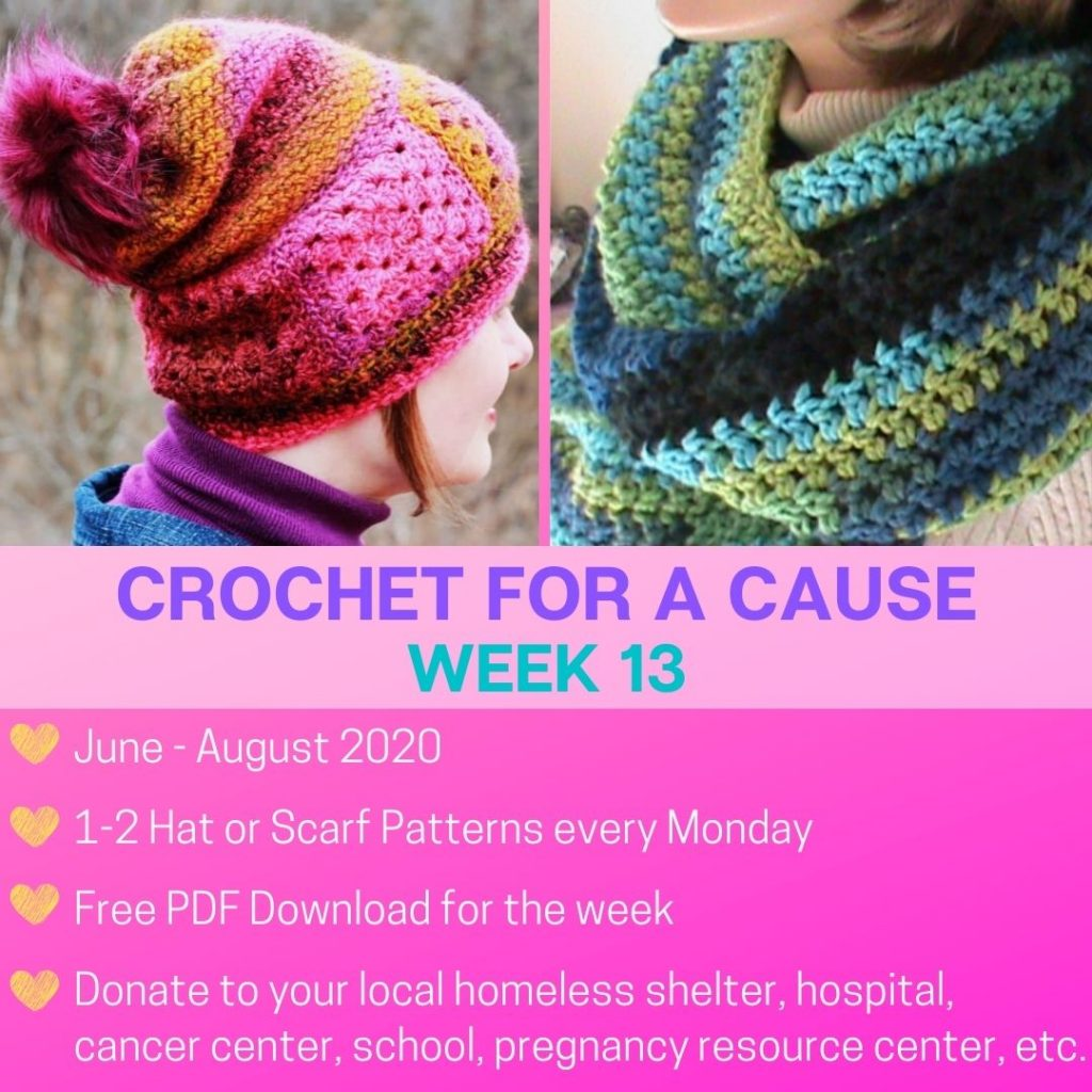 Copy of Copy of Copy of Crochet for a Cause Week 10